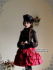 Model Show (Black Ver.) hat P00574, skirt SP00138