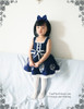 Model Show w/o Outside Stripe Dress (Dark Blue Ver.) hair dress NOT FOR SALE
