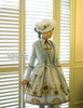 Model Show (Light blue Ver.) hat P00574, dress DR00189, blouse TP00125N