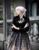 Model Show (Black + Grey Ver.) (blouse: TP00125N)