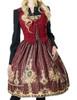Last Chance: Gothic Lolita Fashion Dress Tuxedo Ball Dress*black,mint,burgundy,moon night blue