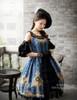 Model Show (Dark Blue Ver.) (hat: P00574, gloves: P00581)