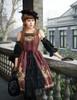 Model Show (Burgundy Ver.) (hat: P00574, tote: P00583, gloves: P00581)