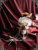 Handmade Steampunk Bouquet Wedding Flowers