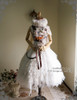 Co-ordinate Show (crown & veil: P00623, corset: Y00041, skirt & bustle belt: SP00176, choker P00545)