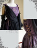 Detail View (Pale Purple + Black Chiffon Ver.)