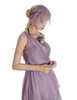Model Show (Lilac Ver.) (silk dress set: S03016, necklace: A10003)