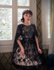Model Show (Black + Ivory Ver.) (silk cape: S04021, petticoat: UN00019)
