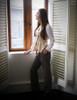 Model Show (Ivory + White Version) pants SP00178