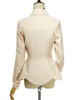 Back View of Jacket (Ivory Version)