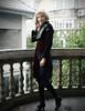 Model Show (Burgundy Version) vest CT00275 breeches SP00069N