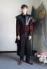 Model Show (Burgundy Version) Pants SP00175, Vest CT00275M