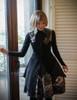 Model Show skirt SP00185 dress DR00187