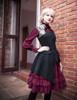 Model Show blouse TP00145, bloomers UN00024N
