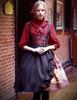 Model Show (Burgundy Ver.) (JSK: DR00221, petticoat: UN00019)