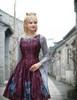 Model Show (Burgundy + Light Grey Ver.) (petticoat: UN00026) crown NOT for sale