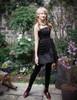 Model Show (Black Ver.) (headdress: P00636. wig: W00044, shoes: D00012)