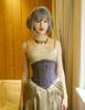 Model Show (Light Ivory Ver.) (dress & necklace: DR00229, corset: Y00027)