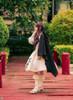 Model Show (Black Ver.) (mantle: CT00264N, dress: DR00186, spats: P00602)