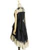 Back View (Black + Antique Golden Ver.) (petticoat: UN00026)