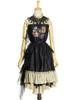 Front View (Black + Antique Golden Ver.) (petticoat: UN00026)