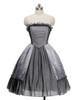 Front View w/o cravat (petticoat: UN00026, birdcage petticoat: UN00019)