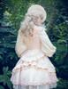 Model Show (Vintage Pink + Light Ivory Ver.) (hat: P00574, petticoat: UN00026)