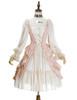 Front View (Vintage Pink + Light Ivory Ver.) (petticoat: UN00026)