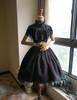 Co-ordinate Show (cape: CT00294, petticoat: UN00019)