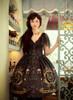 Model Show (Black + Gold Ver.) (petticoat: UN00026)