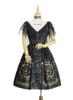 Front View (Black + Gold Ver.) (petticoat: UN00026, UN00027)