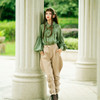 Model Show (Sage Green Ver.) Breeches SP00103N