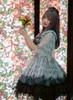 Model Show (Spirit Green + Black Ver.) (headdress: P00638, blouse: TP00163)