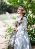 Model Show (headdress: P00639, dress: DR00240, blouse: TP00142N, petticoat: UN00019)