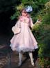 Model Show (Sky Blue Ver.) (coat: CT00306, dress: DR00245, petticoat: UN00026, bag: P00613)
