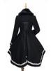 Back View (Black Ver.) (petticoat: UN00026)
