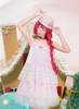 Creative Model Show (Baby Pink Ver.) (hat: P00652, skirt set: SP00200, underdress from DR00252)