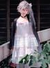 Model Show (Baby Pink Ver.) (headdress: P00651, light gown jacket: CT00284, skirt set: SP00200, underdress from DR00252, petticoat: UN00026)