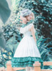 Model Show (Grey + Baby Blue Ver.) (dress: DR00251, petticoat: UN00026)