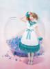 Creative Model Show (Pale Mint Ver.) (dress: DR00251, petticoat: UN00026)