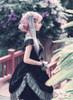Model Show (Black + Grey Ver.) (headdress: P00651, petticoat: UN00026)
