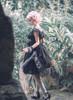 Model Show (Black + Grey Ver.) (petticoat: UN00026)