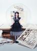 Creative Model Show (Black + Grey Ver.) (headdress: P00651, petticoat: UN00026)