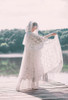 Model Show (cape: CT00313, dress: DR00255, skirt underneath: SP00203)