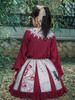 Model Show (Antique Gold Ver.) (blouse: TP00179, skirt: SP00205, petticoat: UN00026)