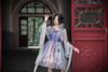 Model Show (dress set: DR00254, wrist pieces & long shawl set: P00654, petticoat: UN00019)