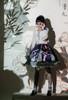 Creative Model Show (Dark Blue + Pale Mint Ver.) (headdress: P00655, blouse: TP00179, petticoat: UN00026)