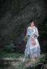 Model Show (Grey Mixed + Khaki Ver.) (dress: DR00255, wrist piece: P00657)