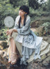 Model Show (Grey Mixed + Khaki Ver.) (dress: DR00255)