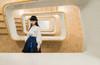Model Show (White Ver.) (hat: P00660, skirt: SP00206, petticoat: UN00027)